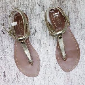 Lauren Ralph Lauren strappy sandals